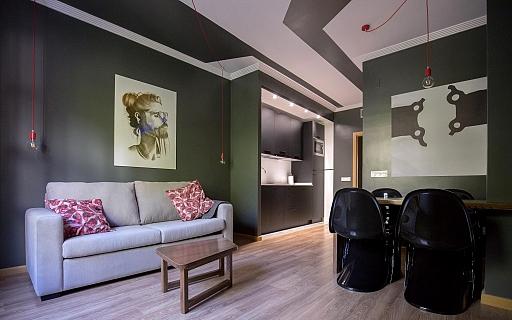 Apartamentos B